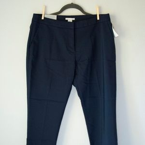 H&M Navy Slacks